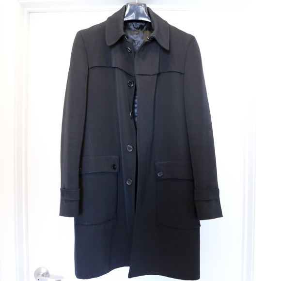 Costume National Other - Costume National Wool Coat